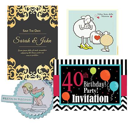 Inviti e Cartoline 2