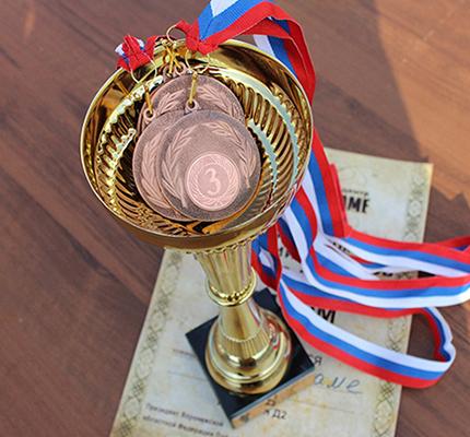 Premiazione Sportive